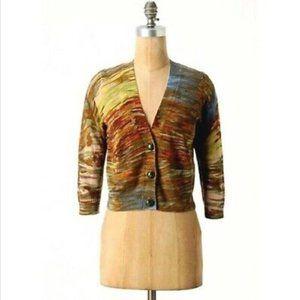 Charlie & Robin Hypsometric Tint Cardigan Sweater